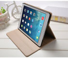 Luxury PU Leather Smart Shockproof Protective Stand Case Cover For iPad Air 1 2