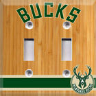 Basketball Milwaukee Bucks Light Switch Cover Choose Your Cover on eBay