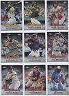 2019 Topps Chrome Update The Family Business You Pick the Card Finish Your Set on Ebay