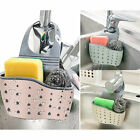 Kitchen Sink Sponge Holder Drain Basket Hanging Strainer Organizer Storage US