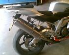 Aprilia Mille RSV1000 04-10 Stainless Race/Road Legal Performance Exhausts