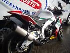 Aprilia RSV4 2009 - 2015 Titanium Performance Motorbike Exhaust Muffler Pipe Can