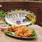 Green Bay Packers Game Day Serving Platter $34.99 USD on eBay