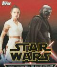 STAR WARS TOPPS DISNEY FORCE ATTAX RISE OF SKYWALKER ILLUSTRATED CHARACTER £1.25 GBP on eBay