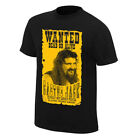 "Cactus Jack ""Wanted"" Retro T-Shirt image"