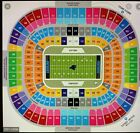 WASHINGTON REDSKINS at CAROLINA PANTHERS (2 Silver Club Seats) $500.0 USD on eBay