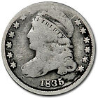 1835 Capped Bust Dime AG - SKU#31572