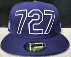 New Era 59fifty Tampa Bay Rays Area Code 727 BRAND NEW Fitted cap hat TB MLB on Ebay