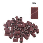 US 100-200 Pcs Nail Sanding Ring Grinding Head polisher Supplies Manicure tool