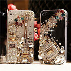 New Diamond Eiffel Tower Perfume Bling Cases For iPhone 11 Pro Max XS Max XR $10.49 USD on eBay