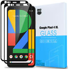 2-Pack For Google Pixel 4/4 XL | [Full Coverage] Tempered Glass Screen Protector
