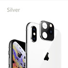 Lens Sticker for iPhone X XS MAX Camera Cover Seconds Change to iPhone11 Pro MAX
