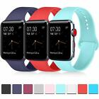 Pack 3 Compatible with Apples Watch Band 38mm 40mm 42mm 44mm Women Men, Soft