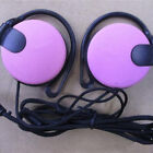 Super Bass 3.5mm Ear Hook Over Ear Headset Headphone For Phone MP3 Tablet  lq
