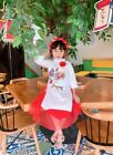 vietnamese ao dai for girls (FREE PACKET 6 PIECES RED ENVELOPES)