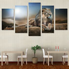 5Pcs Set Modern Art Oil Canvas Painting Picture Printed Abstract Home Wall Decor