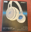 SMS On-Ear Wired Street Professional DJ Headphones by 50 Cent (White)