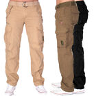 Geographical Norway Men's Trousers Casual Cargo Cotton Pomelo