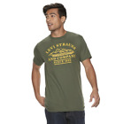 Levis Men's Crew Neck T-Shirt Short Sleeve Tee Sizes S, M, XXL Green  image