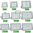 LED Flood Lights 300W 200W 250W 150W 100W 50W 30W 20W 10W Security Outdoor Lamp