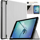 """Leather Magnetic Smart Stand Case Cover For Samsung Galaxy Tab S2 S3 9.7 A 9.7"""""""