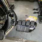 Motorcycle Foot Pegs Rest 1 1 4 Engine Guards Clamps For Harley Electra Glide H