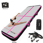 6X10/13/16/20FT Airtrack Inflatable Air Track Floor Gymnastics Tumbling GYM Mat