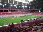 2 Cleveland Browns vs Arizona Cardinals Sect 134 Row 6 $180.0 USD on eBay