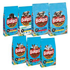 Bakers Adult Dry Dog Food, Puppy, Senior Weight Loss Food - Chicken, Beef 2.85kg