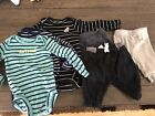 Mixed Lot Of Boys Neborn Clothes