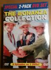 THE BONANZA COLLECTION SPECIAL 2-PACK DVD SET! VINTAGE 60s TV WESTERNS BRAND NEW