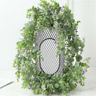 Artificial Fake Hanging Flower Vine Plant Home Garden Decoration Q