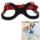 2X(Soft Suede Leather Small Pet Dog Harness for Puppies Chihuahua Yorkie Te B5S4