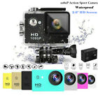 480P HD Waterproof Action Sports Camera DVR Diving traveling recorder SJ4000