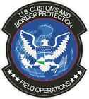 Us Border Patrol Field Operations Vinyl Decal Sticker  Homeland Security