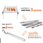 5/10/20PCS BBQ Grill Cooking Utensils Tool Set Stainless Barbeque Accessories UK