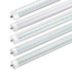 T8 8FT LED Shop Light Bulbs Single Pin FA8 45W 72W 120W 8 Foot LED Tube Light 8'