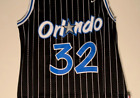 NWT Shaq Shaquille O'Neal #32 Orlando Magic Stitched Throwback Jersey