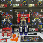 WeiJiang WJ Optimus Prime MPP10 MP10  Container G1 Transformers OverSize Figure
