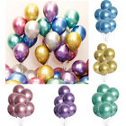 Kyпить 25/50Pcs Metallic Party Balloons 12in Latex Helium Shiny Chrome Balloon Wedding на еВаy.соm