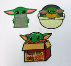 Kyпить Baby Yoda Star Wars Mandalorian Patch Collection - 3 Different —> Your Choice на еВаy.соm