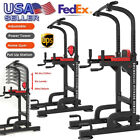 Power Tower Pull Up Gym Training Equipment Workout Dip Station Stretch Machine for sale  Shipping to Nigeria