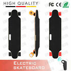 ANCHEER Electric Skateboard Longboard Remote Control & Charger Maple Long Board image