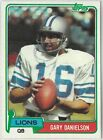 1981 Topps Football Cards (260-528) - Pick The Cards to Complete Your Set $1.25 USD on eBay
