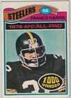1977 Topps Football Cards (1-528) - Pick The Cards to Complete Your Set $1.0 USD on eBay