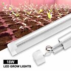 4/3/2FT LED Grow Light T8 Full Spectrum Integrated Growing Lights for Greenhouse. Buy it now for 24.69