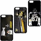 SIDNEY CROSBY PITTSBURGH PENGUINS CASE COVER FOR APPLE IPHONE, SAMSUNG GALAXY. $11.6 USD on eBay