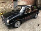 MG Metro Turbo mk1, BARN FIND stored since 1991, low mls,1 owner, very rare car,