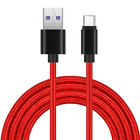 4A For Lightning IOS Micro USB Type C Quick Charging Charger Data Sync USB Cable
