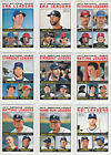 2013 Topps Heritage Baseball Base Card You Pick Finish Your Set 1-331
